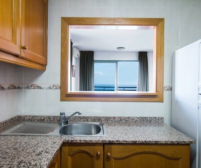 Apartment (2 Bedrooms) 4/6 Magic Atrium Beach Apartments