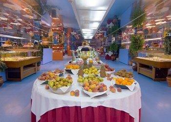 Buffet Restaurant Magic Atrium Beach Apartments