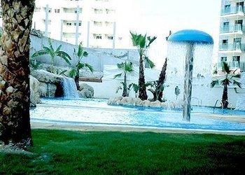 Children's pool Magic Atrium Beach Apartments