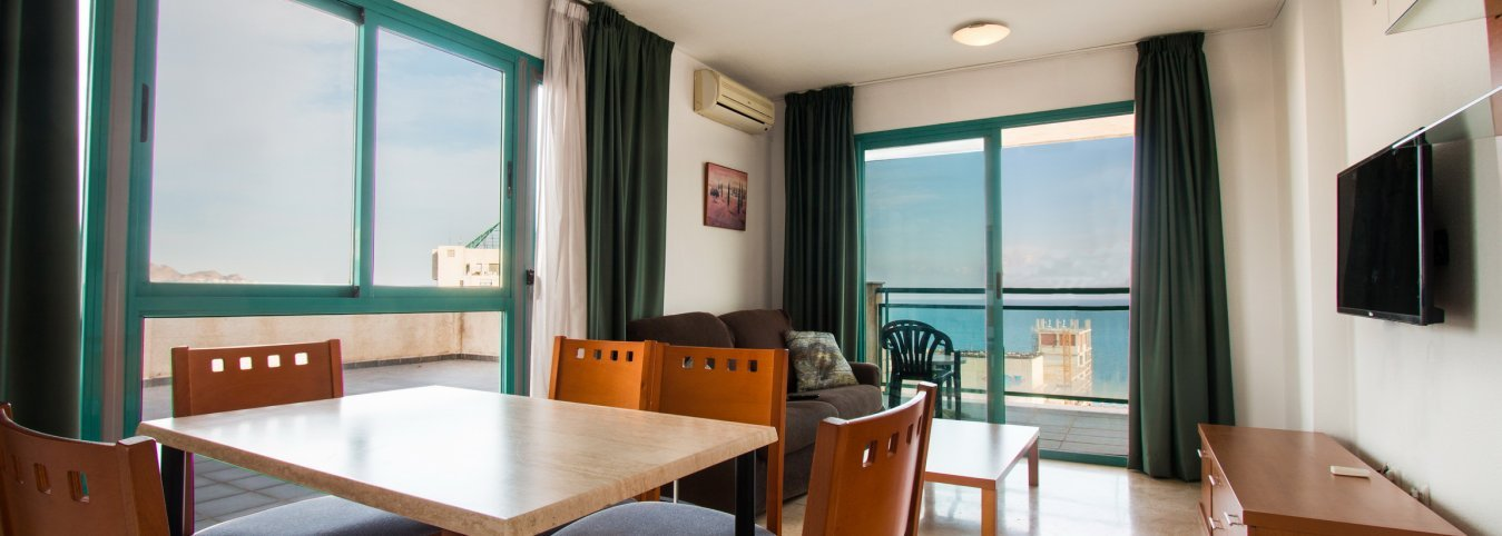 - Magic Atrium Beach Apartments